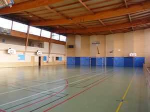 Gymnase de Saint Joachim - Département 44